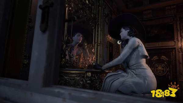 还是中文好!《生化危机8》吸血鬼夫人名字读法引热议
