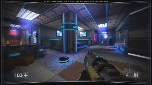 <b>FPS新作《Selaco》上架Steam 类似《毁灭战士》风格</b>