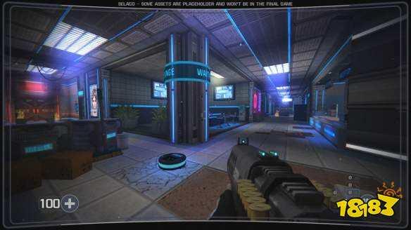 FPS新作《Selaco》上架Steam 类似《毁灭战士》风格