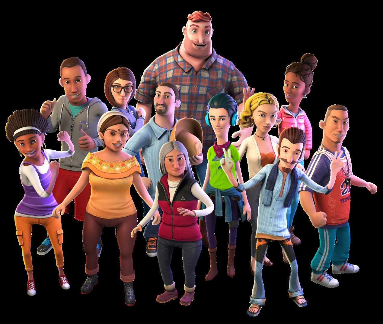 原生云游戏+大型互动真人秀《Rival Peak》将首次亮相ChinaJoy 全球云游戏产业大会