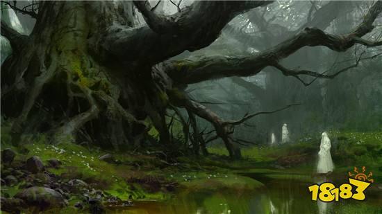 《命运》设计师晒游戏早期概念图 曾以为是奇幻游戏