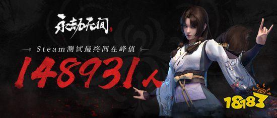 《永劫无间》Steam测试人数峰值14万 官方表示不会延长测试全力备战公测