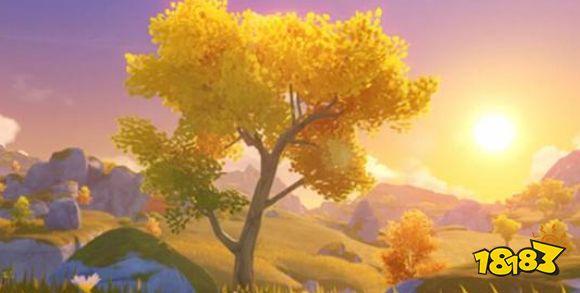 原神却砂木在哪里 却砂木采集位置分享