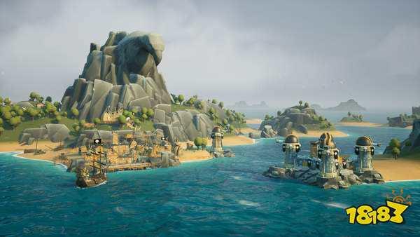 《海洋之王》Steam预购特价78元 在海盗世界寻宝冒险