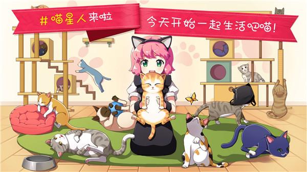 开猫咖店的手游