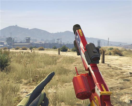 gta5怎么装备武器