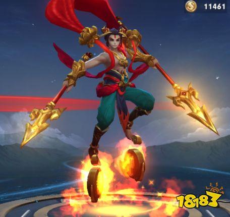 王者荣耀S23赛季三昧真火流玩法 哪吒成为边路战神