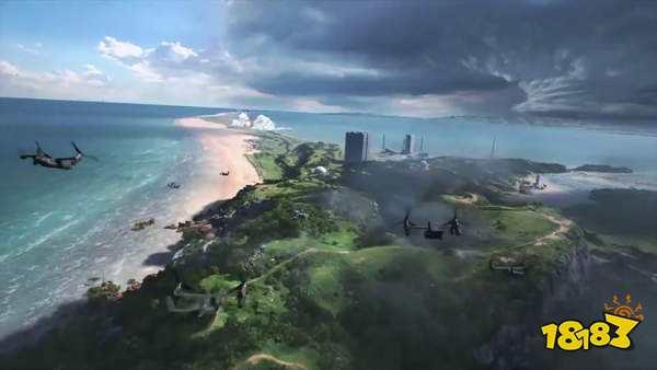 《战地6》首批截图泄露 近未来美俄对峙 科幻感十足
