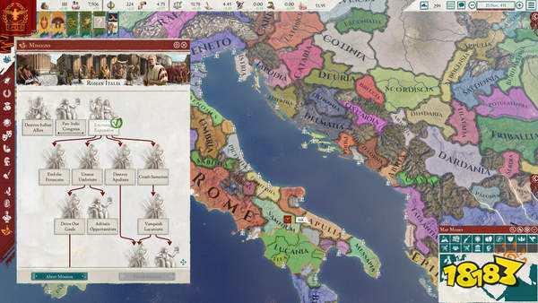 P社官宣搁置《大将军:罗马》开发 将专注于其他项目