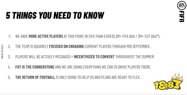 """EA""""内鬼""""泄密,54页文件详解《FIFA》怎样诱导玩家消费"""