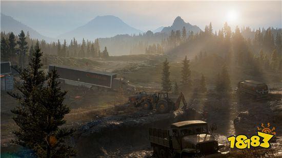 《往日不再》PC版全新截图 游戏画面精美无比