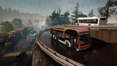 《巴士模拟21》宣布与奔驰达成合作 9月7日正式发售