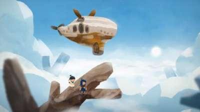 比云端更高的那边,《无尽旅图》论玩法与游戏氛围的结合