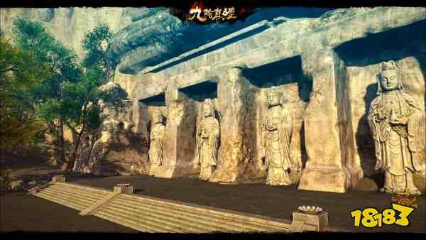 新势力天轮寺现身江湖 九阴真经6月新版前瞻