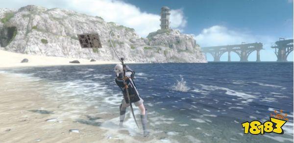 《尼尔:人工生命》测评:一场延续18年梦 一代AAVG游戏的守望