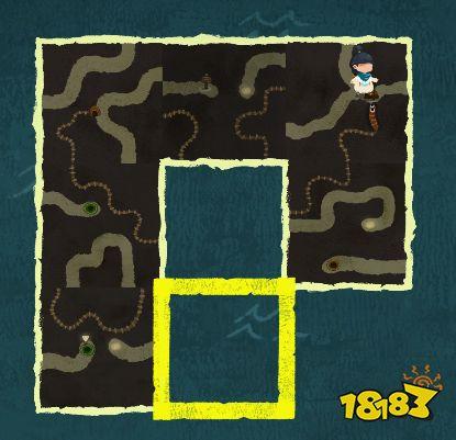 其他人在用拼图搞黄色,《无尽旅图》却在用拼图拼出一段独特的奇妙冒险