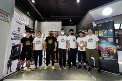 地板球之神 《街头篮球》SFSA绝对值天津称王