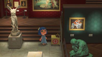 《动森》最新博物馆日活动开启 大量独特装饰品登场