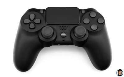设计师曝光PS5手柄原型图片 外观与前一代手柄非常相似