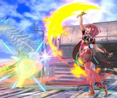 《任天堂大乱斗》在线大会6月5日开启 新增年度排名