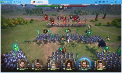 《七雄纷争》手游用什么PC版模拟器好?用蓝叠安卓模拟器更流畅