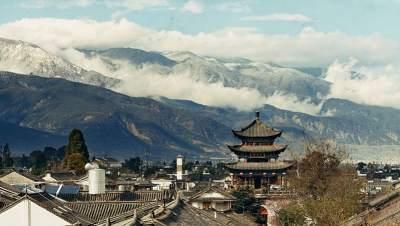 《一梦江湖》国风十二城大理时装曝光 采风团邀你看洱海