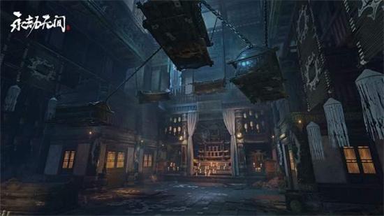 永劫无间将开发多张新地图?洞窟预告引发玩家无下限猜想