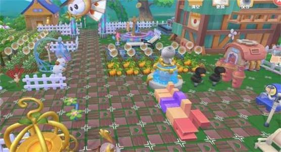 摩尔庄园手游摩尔城堡浆果采集路线介绍 摩尔城堡浆果怎么采