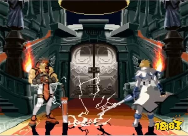 《罪恶装备》的前世今生 ARC逆流而上的格斗神话