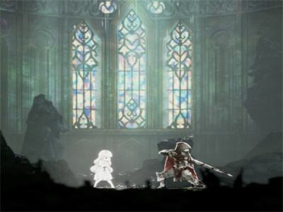 终焉之莉莉骑士寂夜美丽又难忘的终末世界