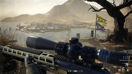 狙击手幽灵战士契约2特殊子弹有什么用