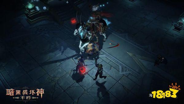 《暗黑破坏神:不朽》负责人专访:让玩家在移动端体验原汁原味的暗黑系游戏
