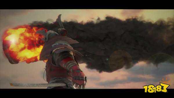类魂游戏《武士模拟器》新预告片 刀剑相向,浴血决斗