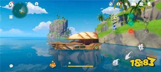 原神海岛活动船只手感引吐槽 手机端不配玩这次活动