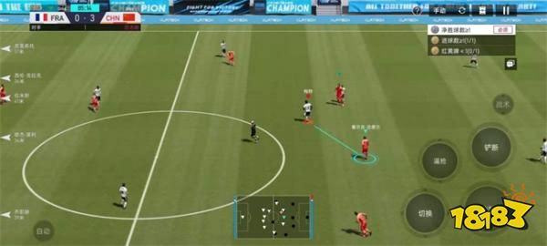 《绿茵信仰》评测:打造自己的球队,进行真实的球场体验