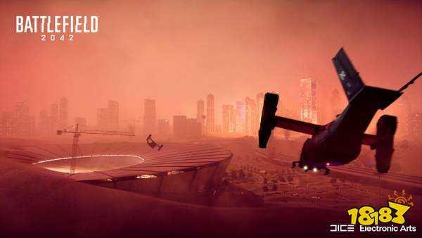 DICE澄清《战地2042》无政治元素 灾难天气仅为壮观