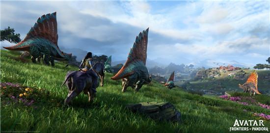 E3 2021:主视角开放世界游戏《阿凡达:潘多拉边界》2022上市