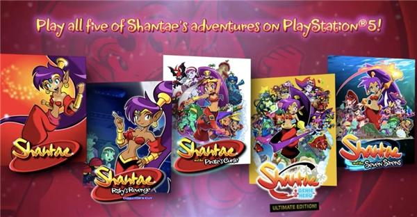 横版过关游戏《桑塔》全系列将登陆PS5 发布时间未知