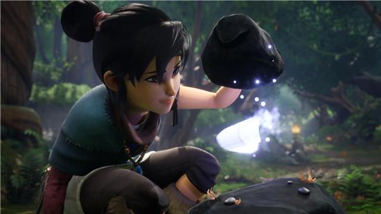 柯娜精神之桥早期设定原画公开 展示角色场景
