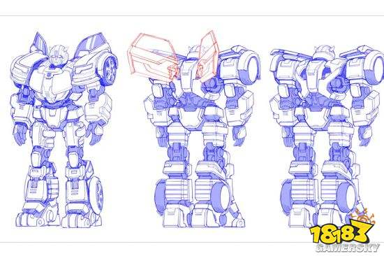 《宝可梦GO》开发商Niantic宣布新项目:变形金刚题材AR手游