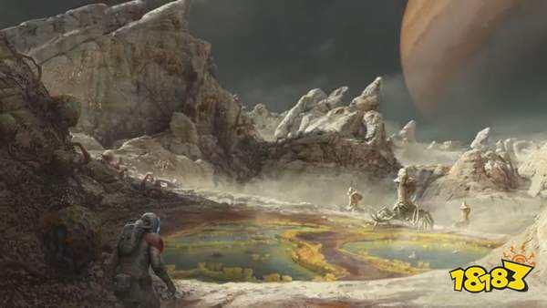 《星空》较B社过去的作品更硬核 设定以科学现实为基础