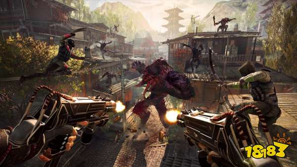 Steam《影子武士2》二折特卖 用北通蝙蝠4游戏手柄体验刷宝动作游戏的极致乐趣
