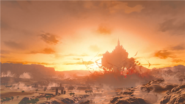 E3 2021:《塞尔达传说:旷野之息2》2022年发售