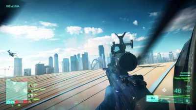 《战地2042》兵种改动 RPG、医疗箱任何职业皆可用