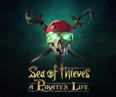 《盗贼之海》X《加勒比海盗》宣传片 和杰克一起冒险