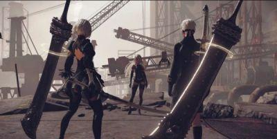 《尼尔:机械纪元》Steam移除D加密 但补丁还是没消息
