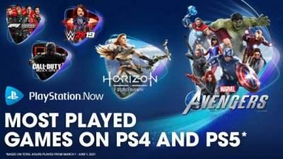 索尼发布PSNow服务本季最受欢迎游戏 血源复联分占榜首