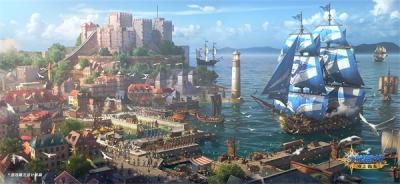 《大航海时代:海上霸主》贸易玩法:财富和梦想在海上