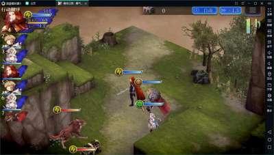 逍遥模拟器电脑上玩最终幻想:勇气启示录 幻影战争