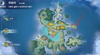 梦幻新诛仙探灵最开始的地方任务位置完成攻略